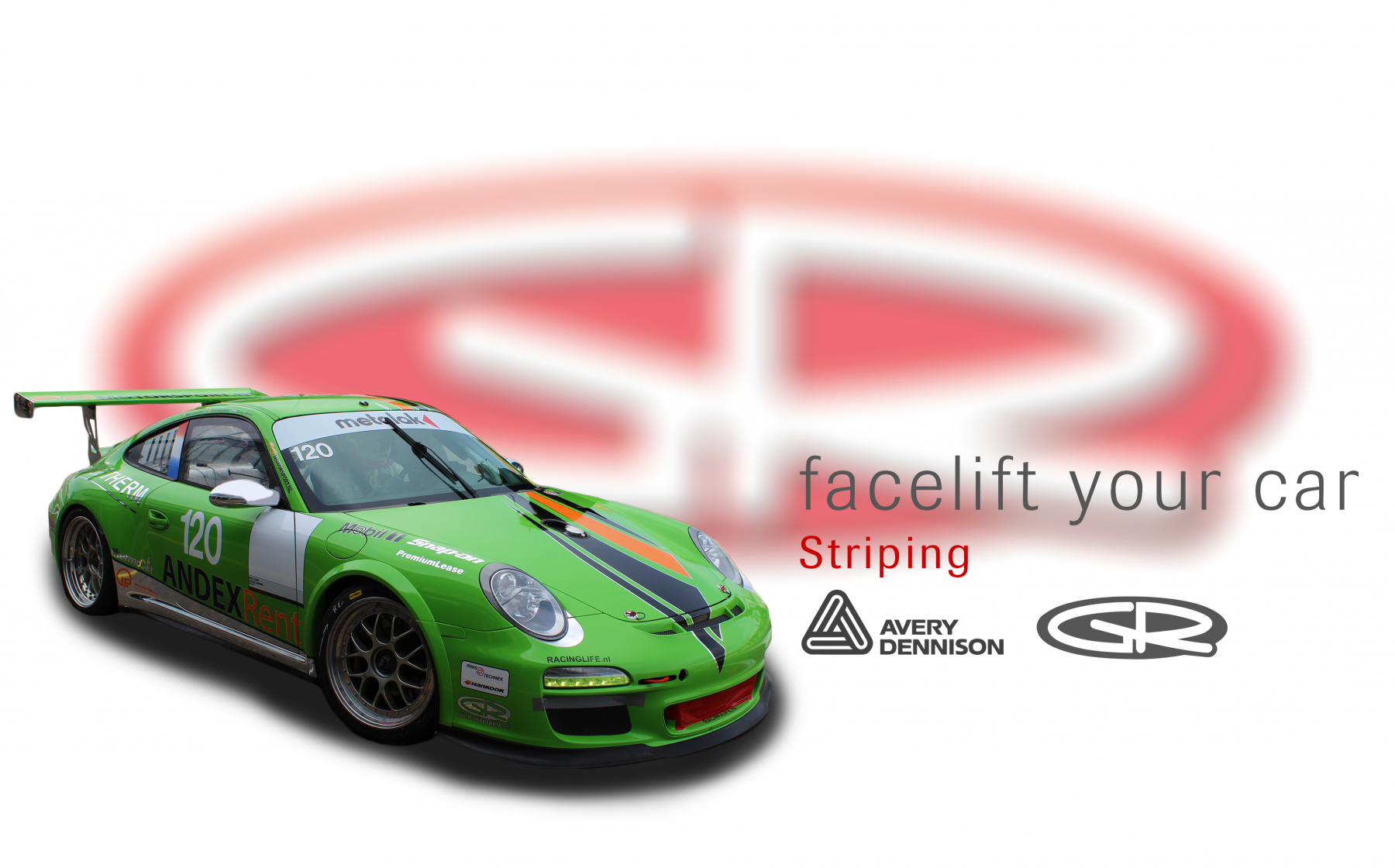 Car Wrap Kermit