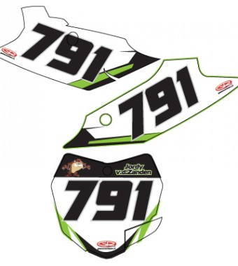 Motocross Stickersets